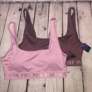 Victoria Secret Sports Bra 2 Pack